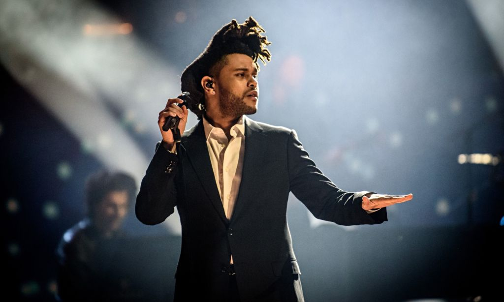 the weeknd photo