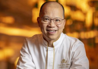 Tam Kwok Fung - Wing Lei Palace Executive Chef
