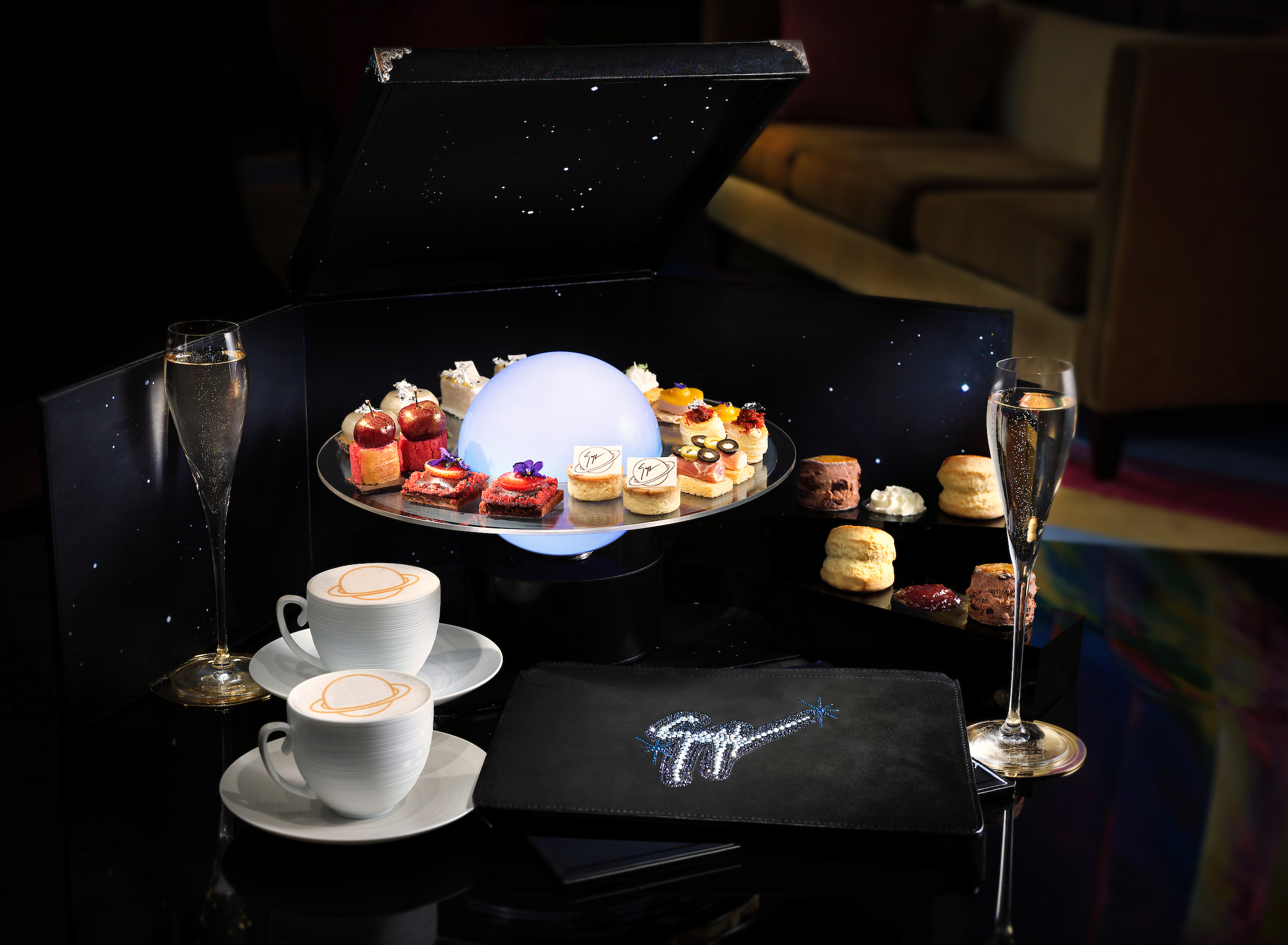 Giuseppe Zanotti x The Ritz-Carlton Bar & Lounge Afternoon Tea_Horizontal
