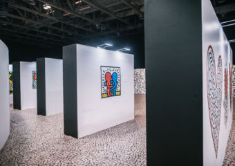 Keith Haring artwork