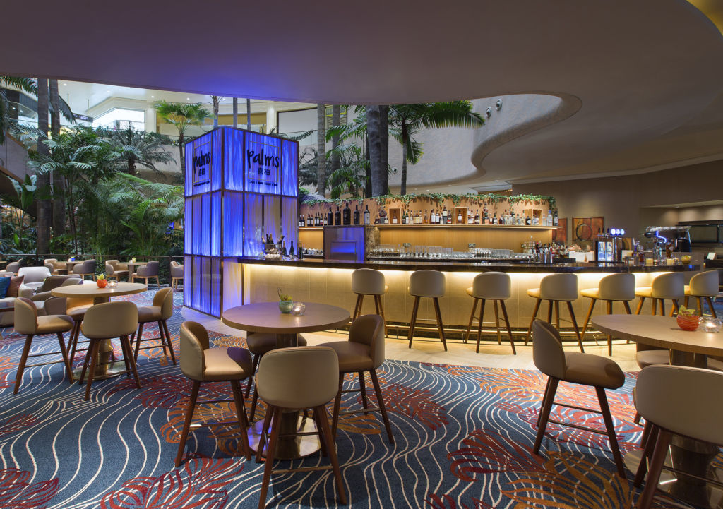 Sheraton Palms Macau- Palms Cafe Bar