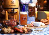 Sheraton Palms Macau- Paulaner Draught Beers – Classic and Dunkel