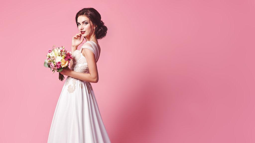 Sofitel Macau The Magnifique Wedding Fair bride