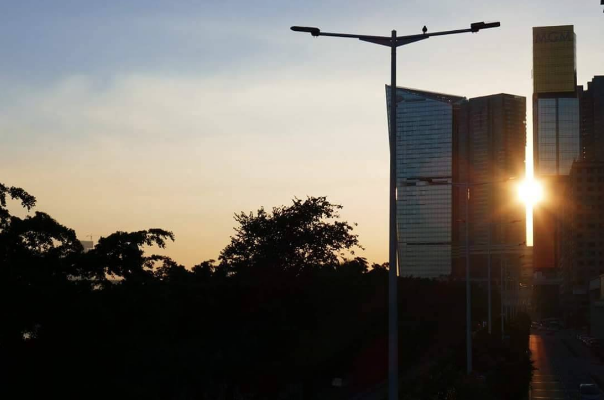 Sunsets Article Macao Cultural Centre by @mariachummc