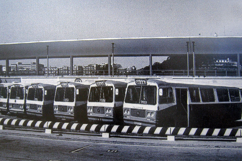 Macau buses TCM bus fleet