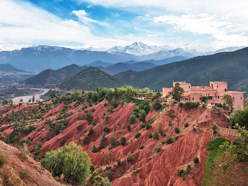 Atlas mountains excursion