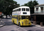Macau buses english leyland bus macau coloane