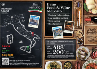 bene mercato food promotion