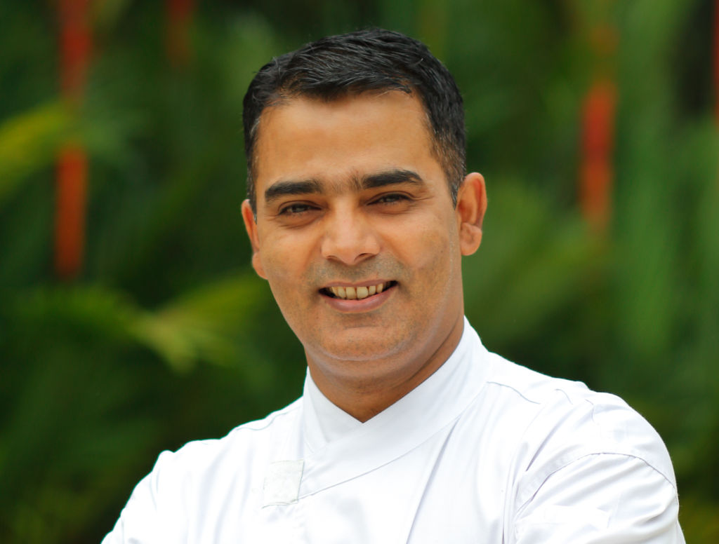 A Taste of India by Chef Santosh Kumar