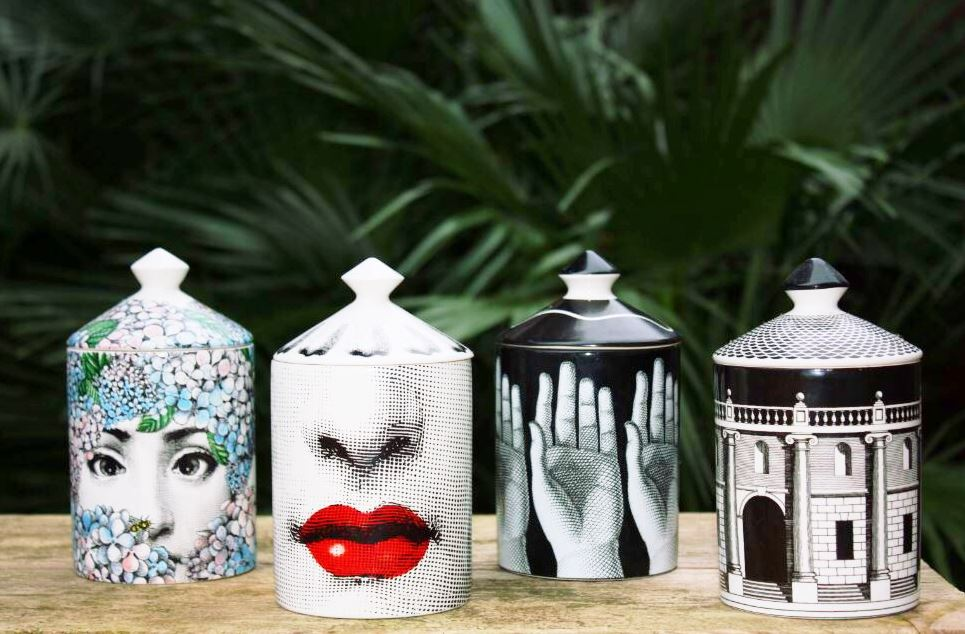 fornasetti candle