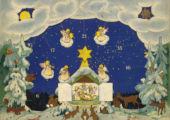 The first advent calendar