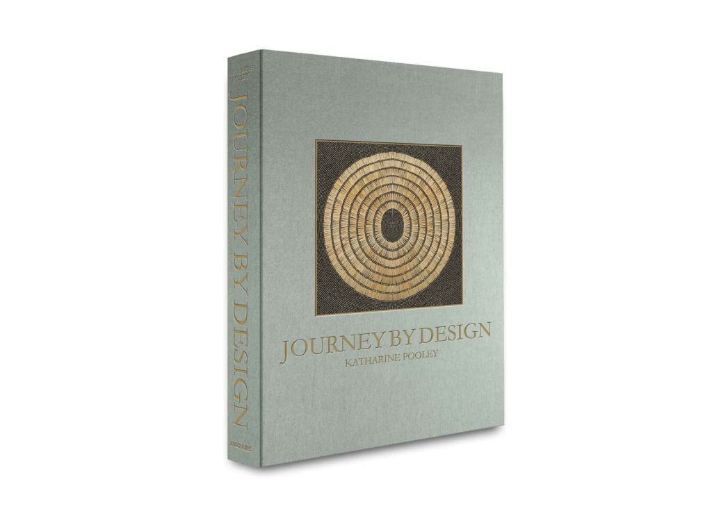 Katharine Pooley journey by design coffee table books