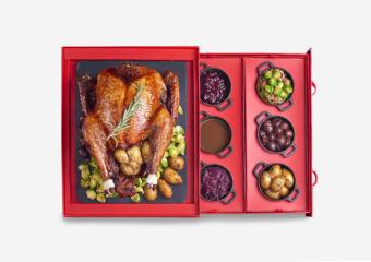 Mandarin Oriental, Macau-Christmas Turkey 2