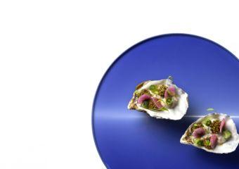 Macau Italian Restaurant Otto Mezza Bombana oyster dish