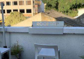 Rooftop Macau Terrace Detailed Macau Lifestyle