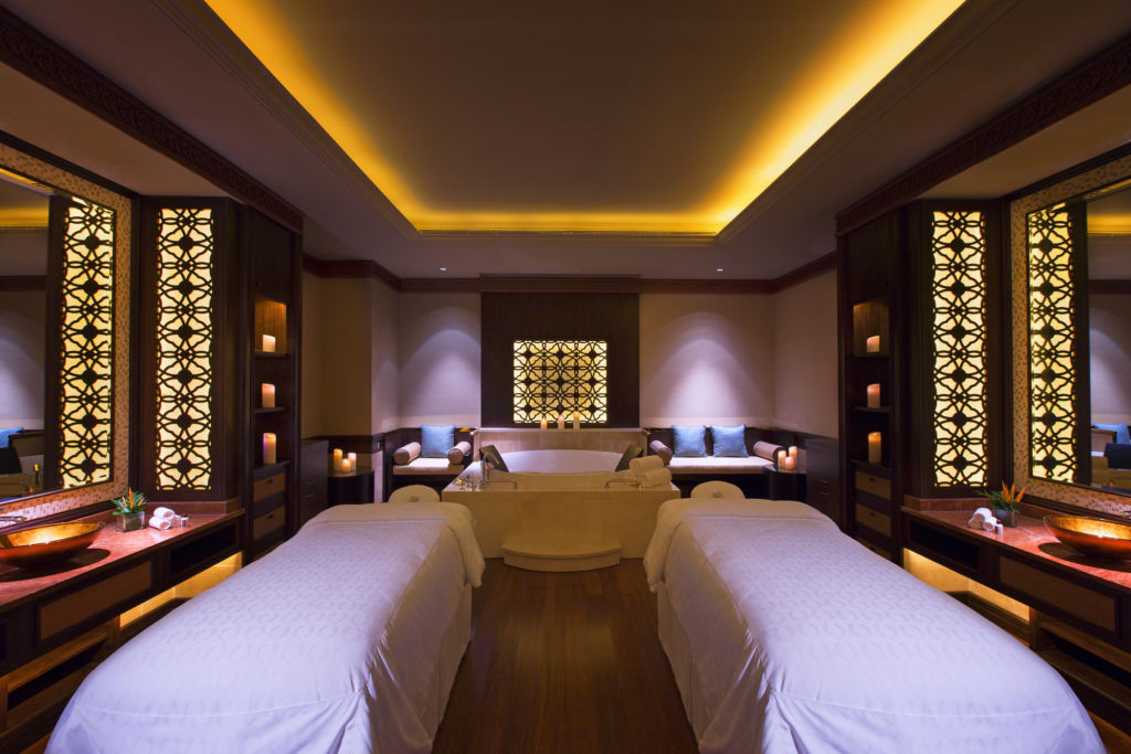 Sheraton Grand Macao Hotel Cotai Central Shine Spa Treatment Room 1
