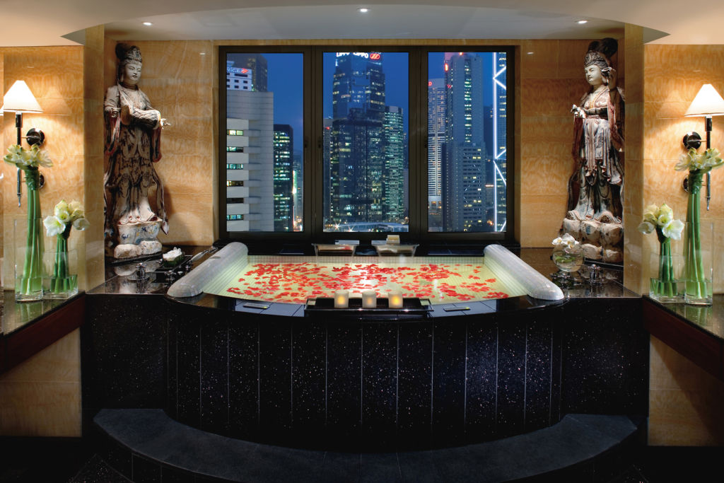 The Mandarin Oriental, Hong Kong