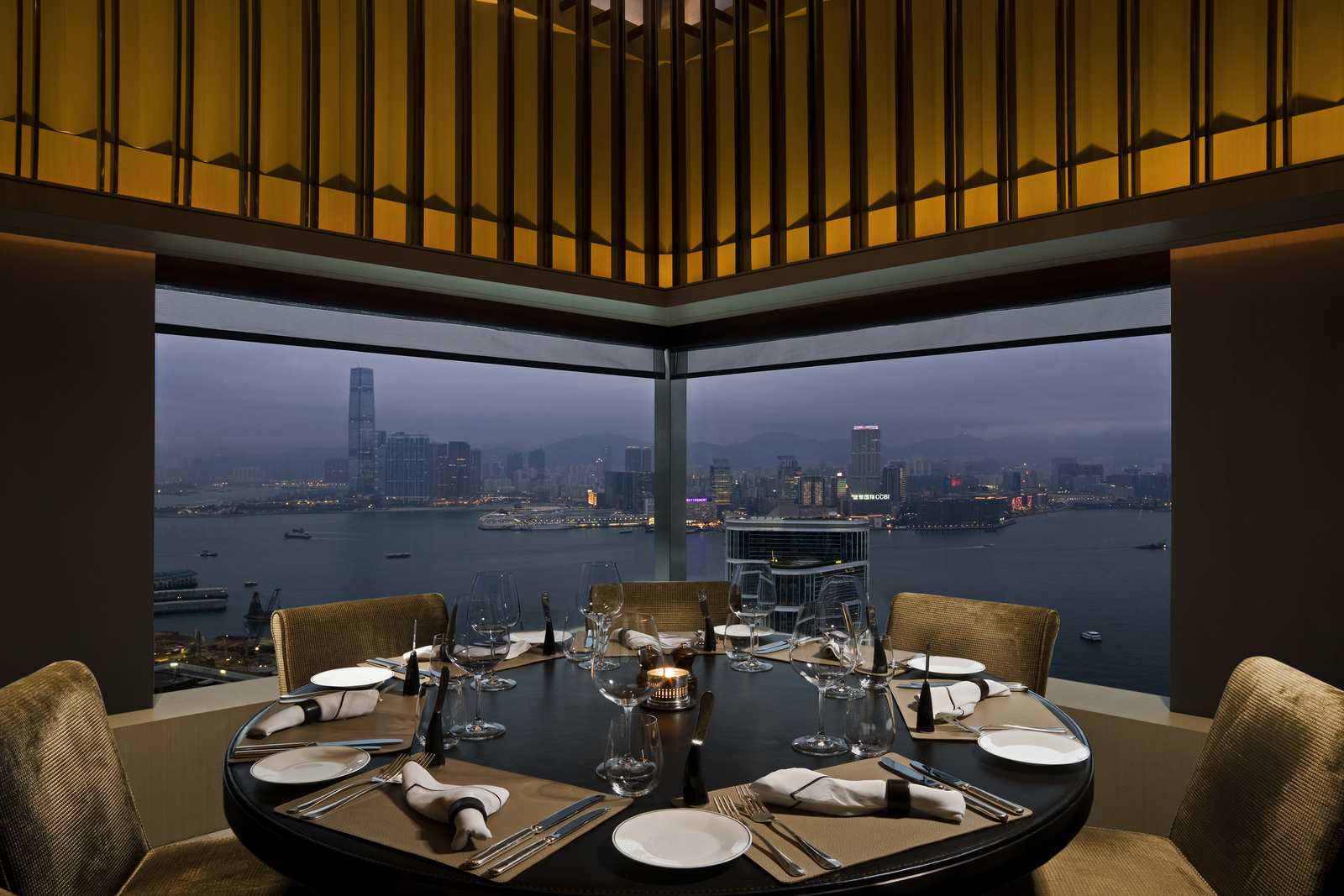 The Upper House, Hong Kong