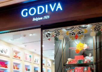 Godiva store
