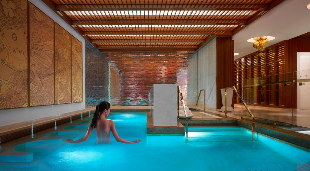 the spa at wynne palace