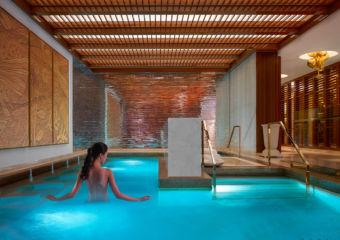 Wynn Palace Cotai spa pool