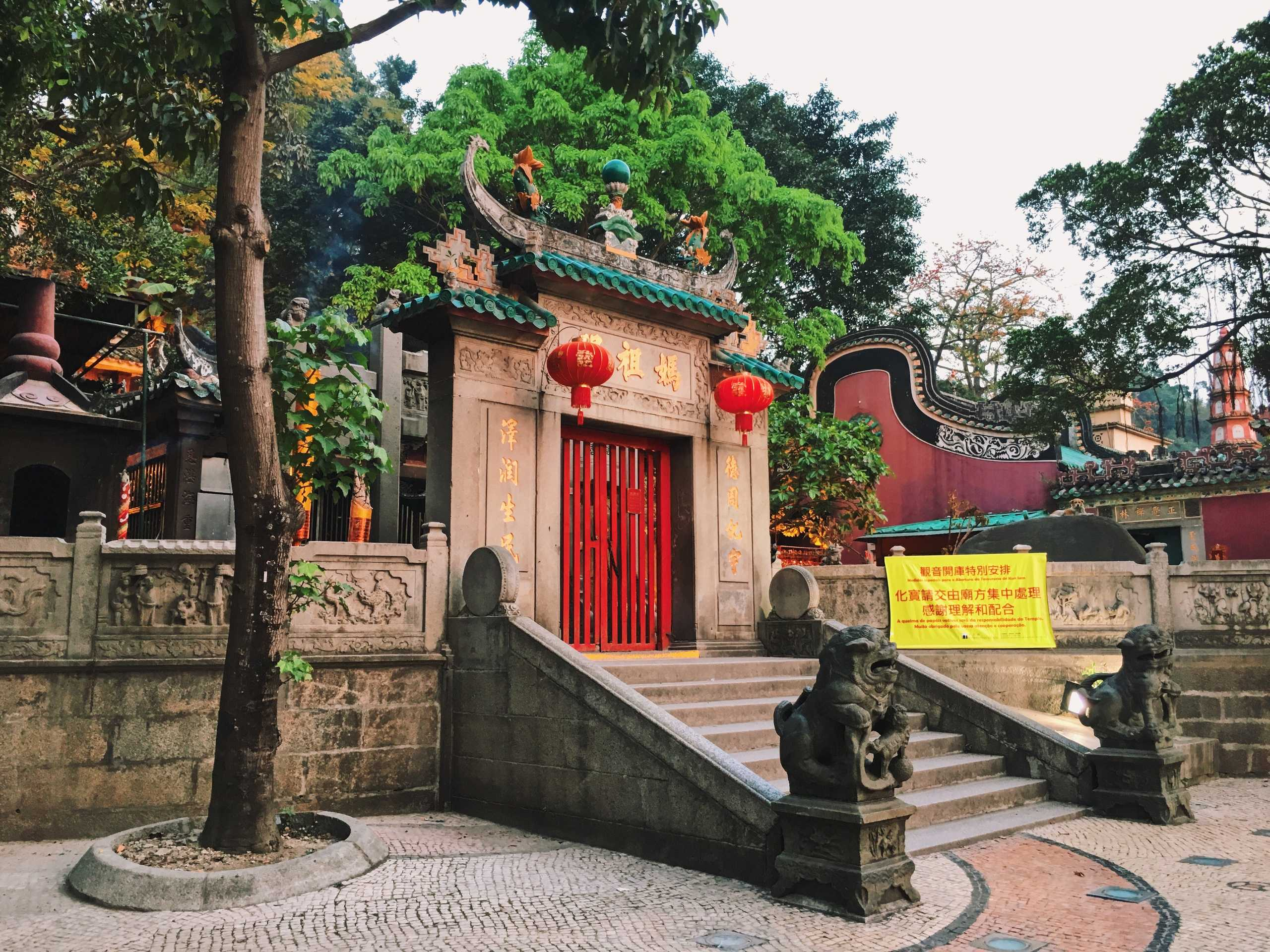 A-ma Temple Your Ultimate Guide to Macau's Most Beautiful Temples Macau Lifestyle
