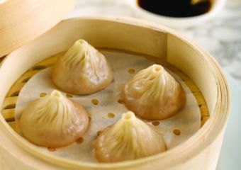 Crystal Jade Steamed Shanghai Xiao Long Bao