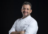 Galaxy Macau Terrazza Italian Restaurant chef Andrea