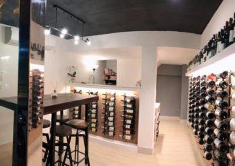Gratify Gourmet Shop Interior