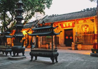 Lin-Fung-Temple_Lian-Fei-Miao_-Lotus-Peak-Temple_Temple-of-the-Border-Gate_outside