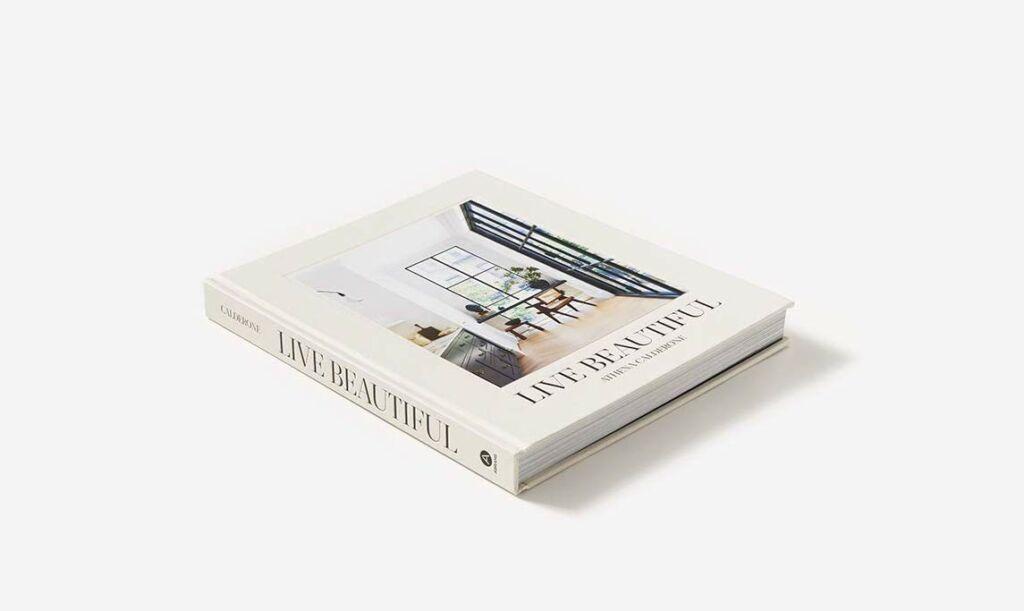 Live Beautiful coffee table books