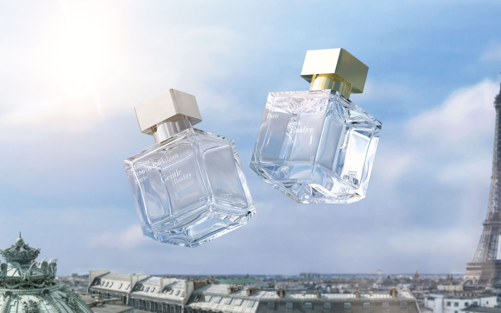 fragrances for spring Maison Francis Kurkdjian Gentle Fluidity