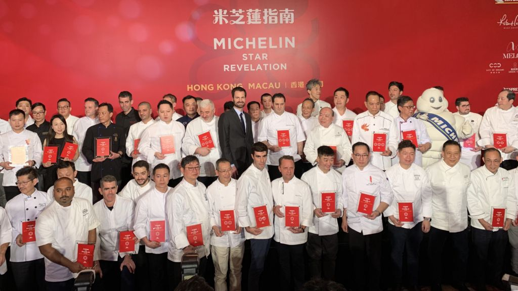 Michelin Guide Macau 2019