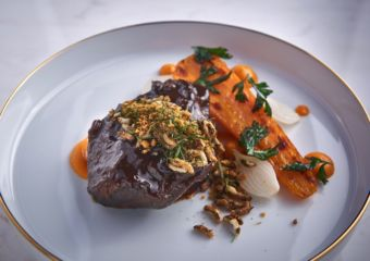 Macau's Best Steakhouses SW Steakhouse- Wagyu Braised Beef Cheeks