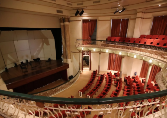 Dom Pedro V Theatre performance hall