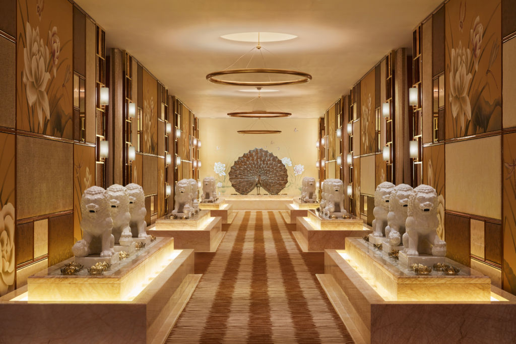 The Spa at Wynn Palace