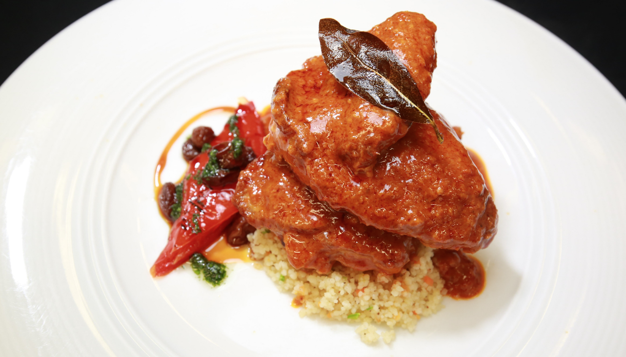macanese food macau african chicken with couscous IFT