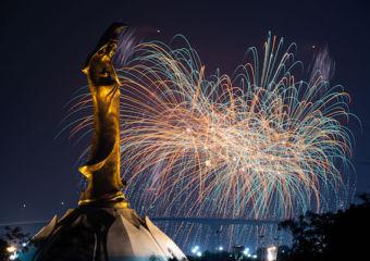 fireworks nye macau