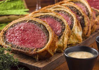 maze Grill – Beef Wellington