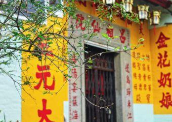 nansham temple_nan sim temple_divinity of medicine_pao kong_pau king