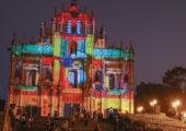 ruins festival light macau 2018