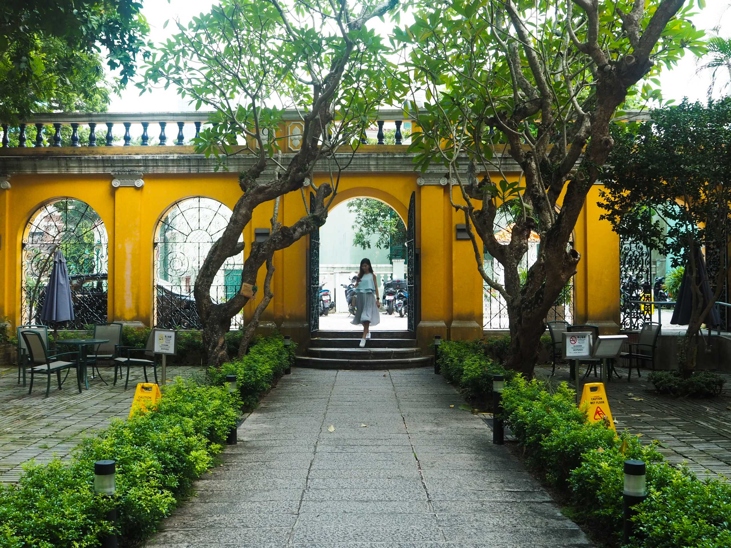 unesco historic centre of macao Sir Robert Ho Tung Library