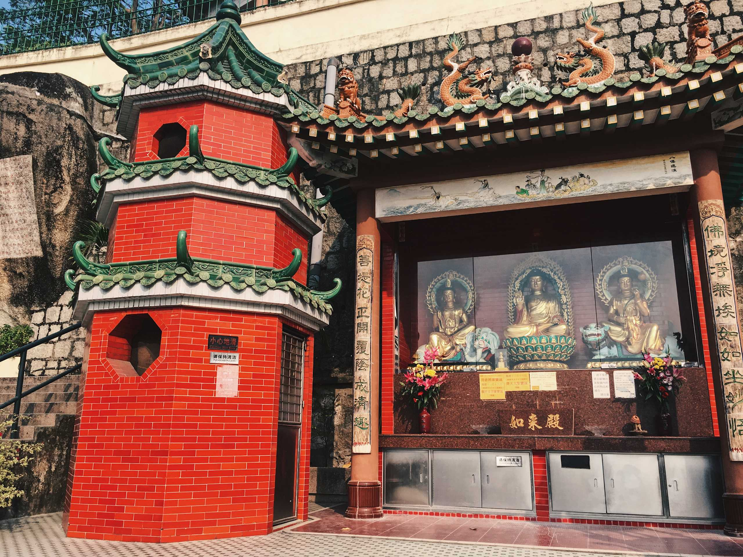 tou tei local god of land temple Your Ultimate Guide to Macau's Most Beautiful Temples Macau Lifestyle