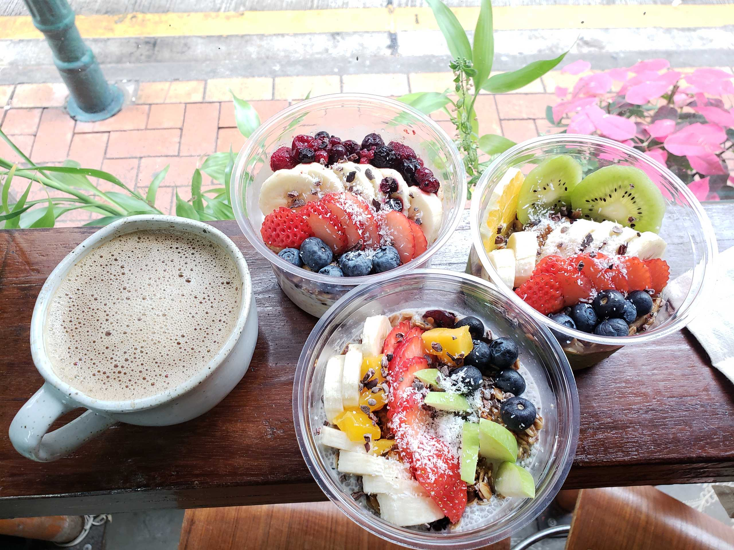 Blissful-carrot_breakfast_smoothie-bowls_coffee_Best Places for Healthy Breakfasts in Macau