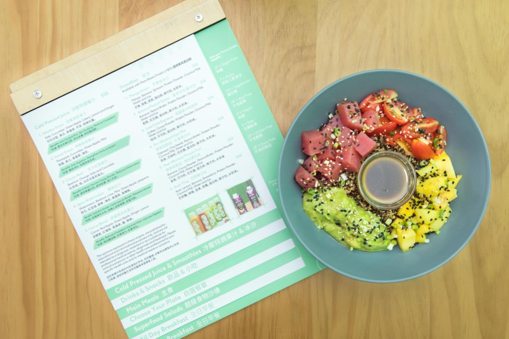 Healthy Habits Superfood Cafe