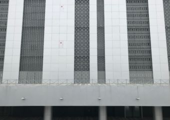 HMZB Crossing Macau Outdoor design