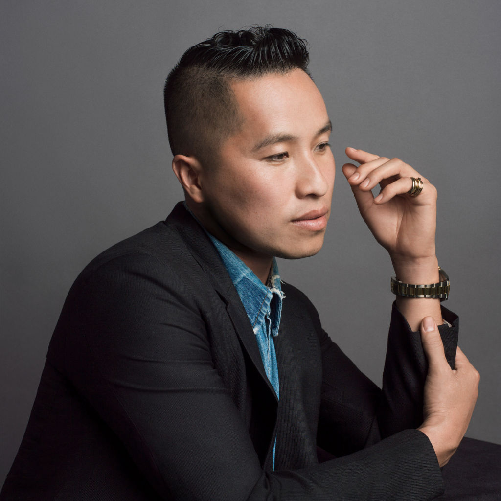 Phillip Lim portrait dfs master of time ambassador macau lifestyle