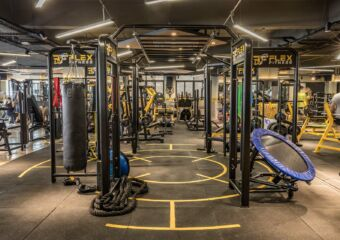 flex fitness gym macau functional boxing ropes