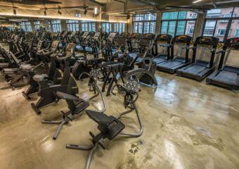 flex fitness gym macau treadmills bikes