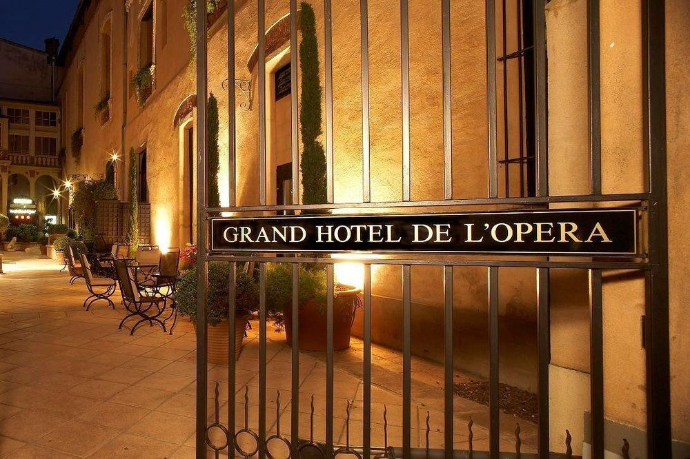 toulouse travel grand hotel de l'opera